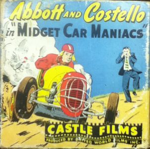 Abbott and costello midget car maniacs photo